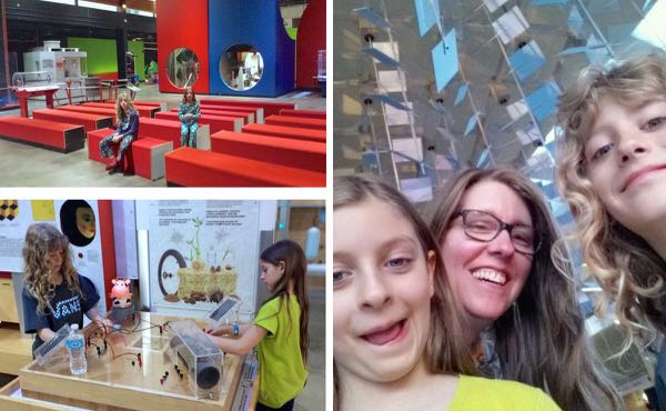 Family Travel Ont Science Centre Sleepover Electricity