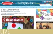 Melissa Doug May Post Brain Games for Kids