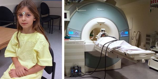 Sick Kids Medical Research MRI2