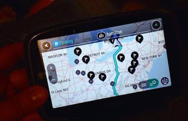 TomTom GO500 Review Added Features