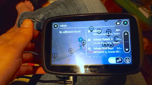 TomTom GO500 Review Portable