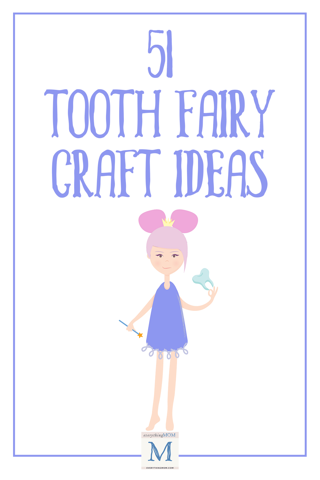 photograph about Tooth Fairy Stationary identified as 51 Teeth Fairy Craft Tips EverythingMom