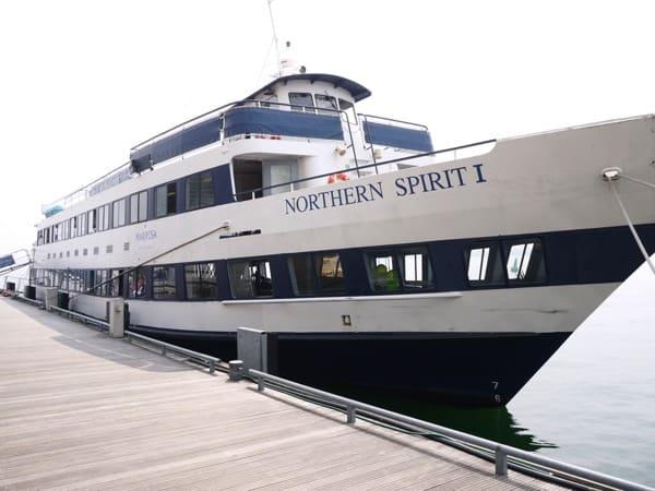 Family Travel Mariposa Cruises Ship