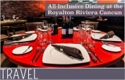 Family Travel Royalton Riviera Cancun All Inclusive Dining (1)