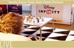 Family Game Time Nintendo E3 Disney Infinity3 (1)