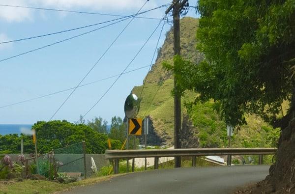 Family Travel Hawaii Maui Kahekill Highway