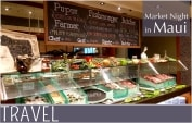 Family Travel Maui Four Seasons Market Night (1)