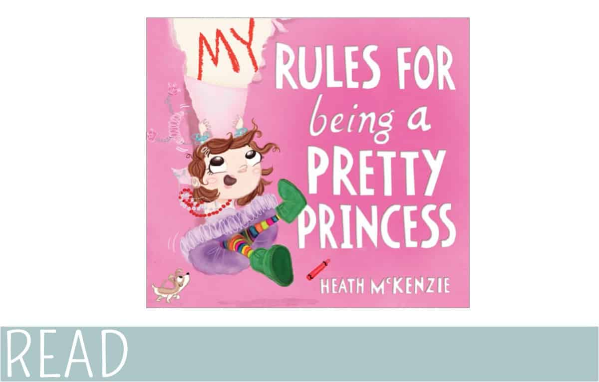 princess rules for kids