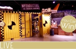 Ontario Science Centre MythBusters Giveaway (1)