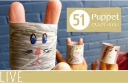 51 Puppet Craft Ideas (1)