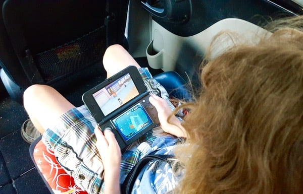 amily Game Time Nintendo DS Games Road Trip