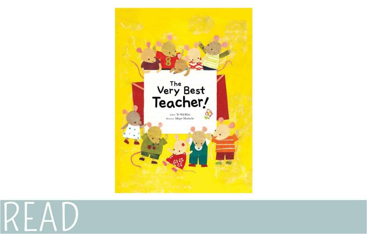 Kids Book Review Very Best Teacher