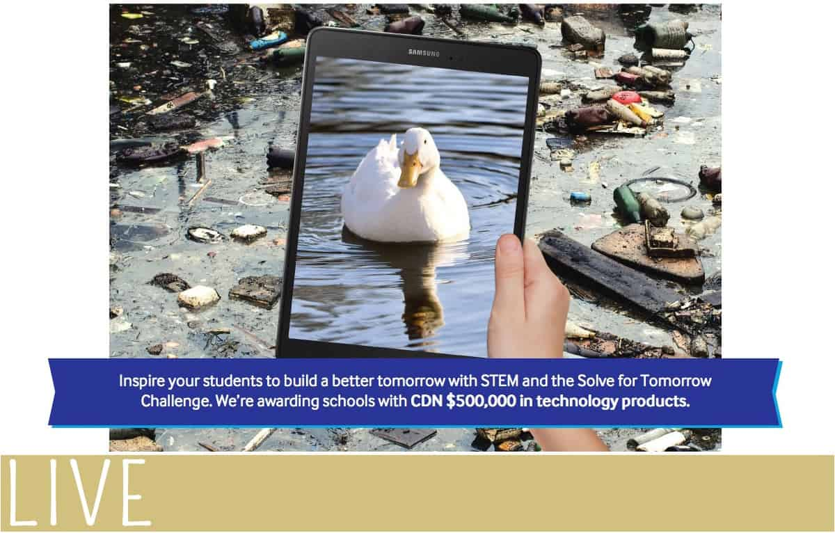 Samsung-Canada-Solve-for-Tomorrow-Challenge-Grants