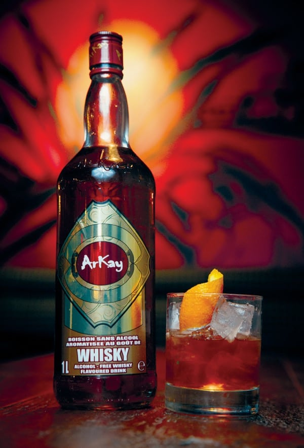 Alcohol-free-Arkay-New-Fashioned