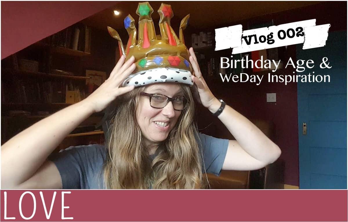 EverythingMom Birthday Age WeDay Inspiration Vlog002