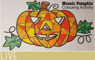 Halloween-Pumpkin-Mosaic-Colouring-Craft-Activity
