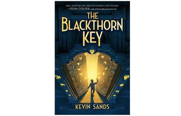 Kids-Book-Review-Halloween-Blackthorn-key