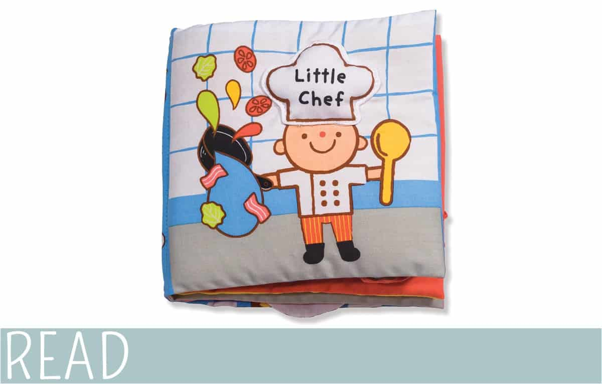 Books for Babies: Little Chef - EverythingMom