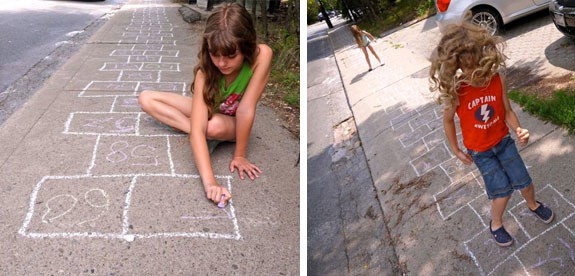 Looking-to-Childhood-to-get-Fit-Hopscotch