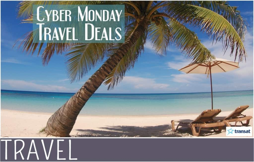 Cyber monday travel deals everythingmom for Black friday vacation deals all inclusive