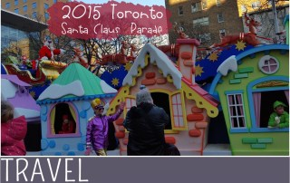 Family-Travel-2015-Toronto-Santa-Claus-Parade