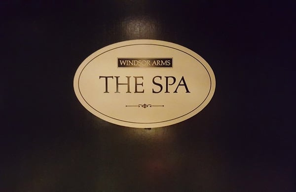 Spa-Travel-Windsor-Arms-Hotel-Spa-Entrance