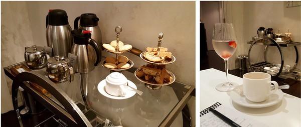 Spa-Travel-Windsor-Arms-Hotel-Tea-Cart