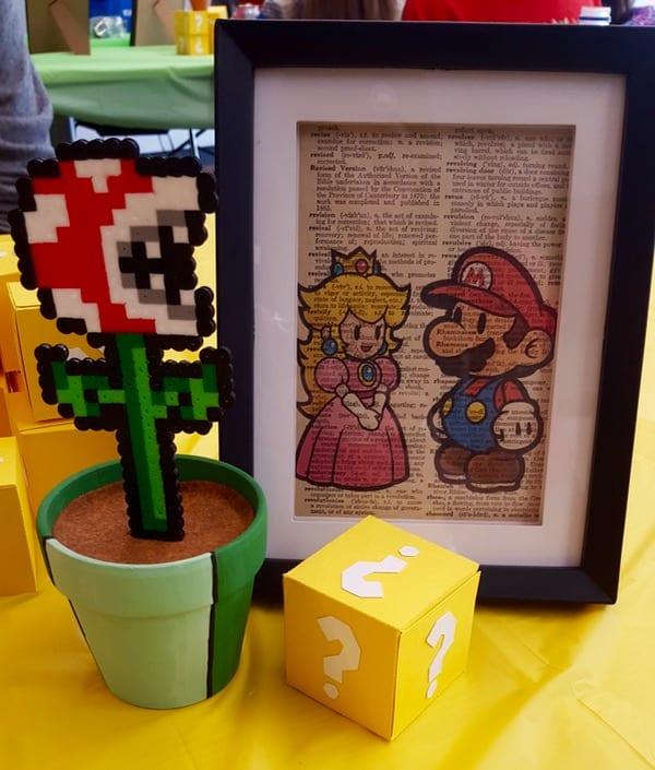 Family-Game-Time-Nintendo-Paper-Jam-Decor.