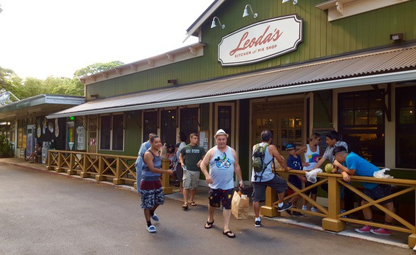 Local Maui Spots to Eat