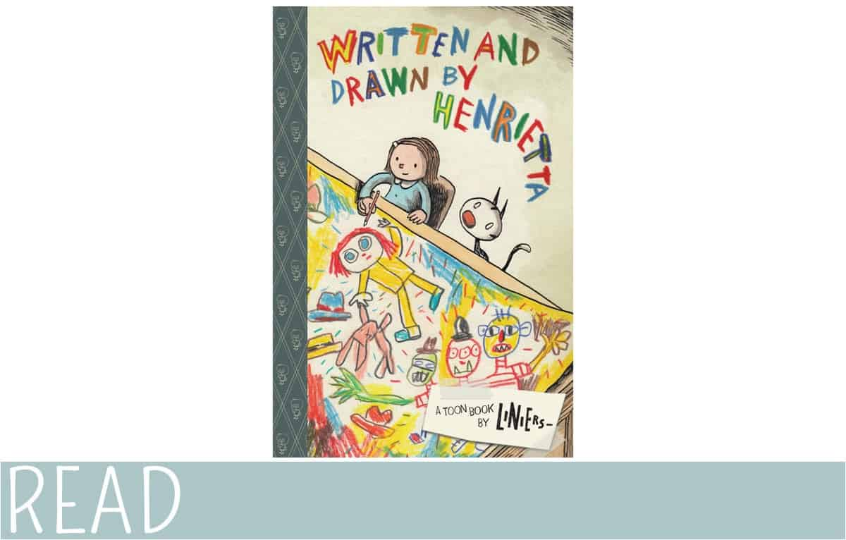 Everything Everything Mom >> Books for Kids: Written and Drawn by Henrietta | EverythingMom
