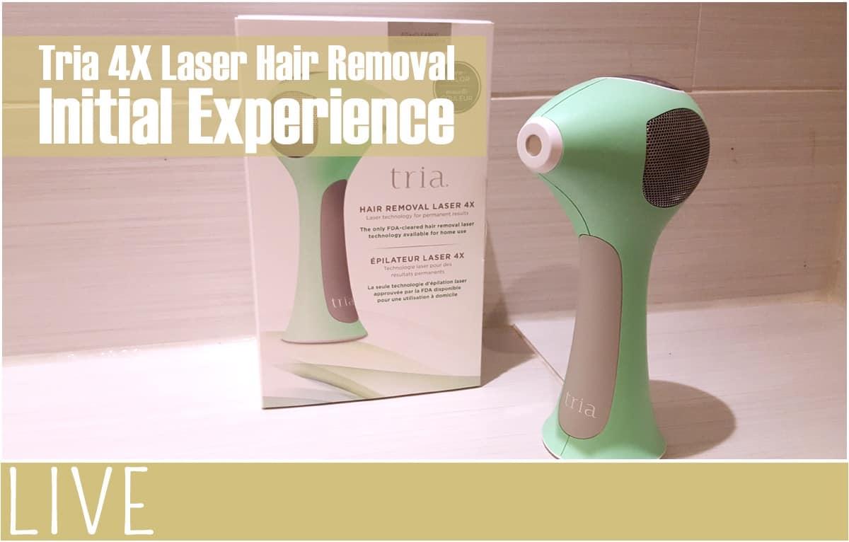 Tria laser 4x deals