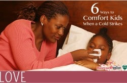 6-Ways-to-Comfort-Kids-with-a-Cold