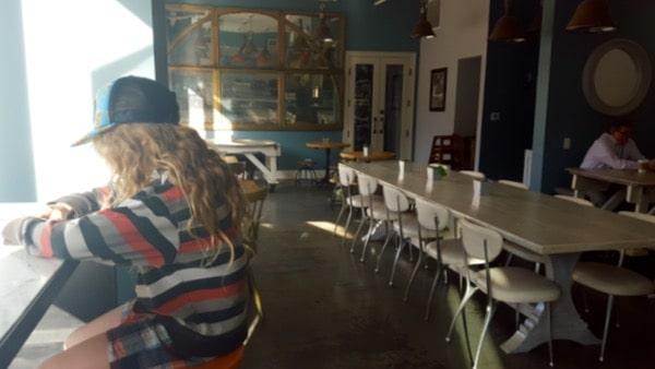 Family-Travel-Pasadena-California-Dining-Sangers-Joe-Cafe