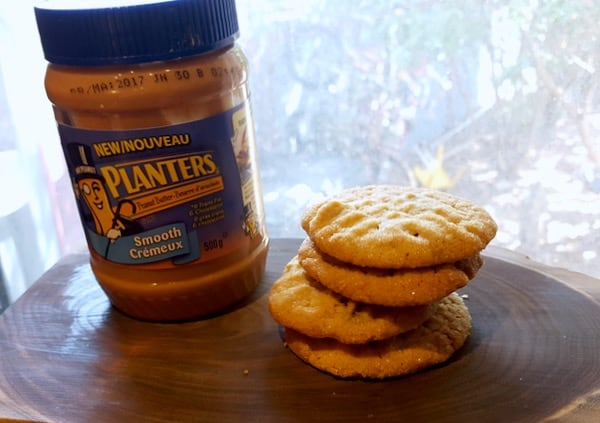 Planters-Peanut-Butter-Cookies