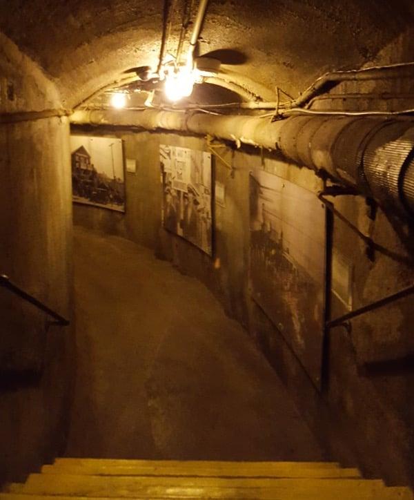 Family-Travel-Casa-Loma-Tunnel