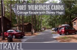 Family Travel Disney World Fort Wilderness Cabins (1)