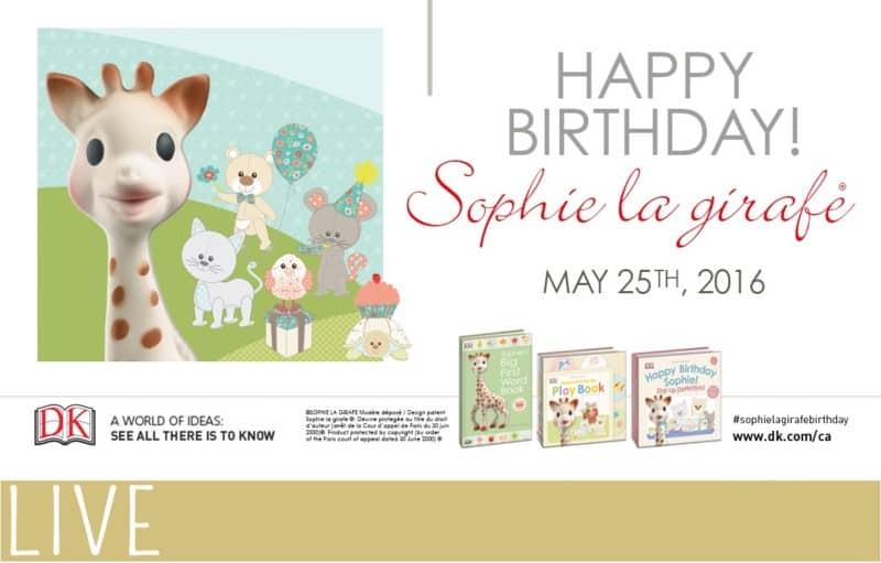 Sophie-Girafe-Birthday-Book-Giveaway-Header
