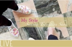 My Style Summer Transition Shoes (1)