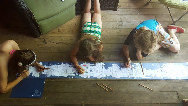Family-Colouring-To-the-Moon