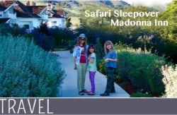 Family-Travel-California-Madonna-Inn-Safari-Sleepover