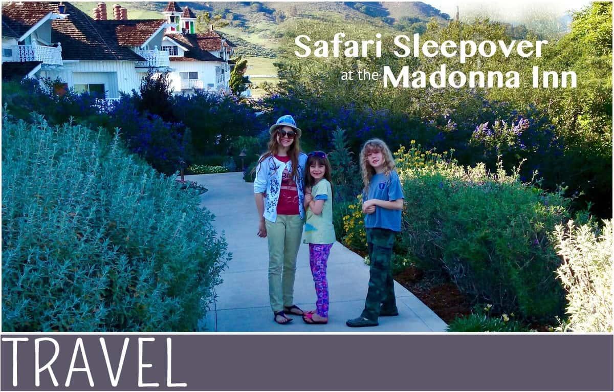 Family-Travel-California-Madonna-Inn-Safari-Sleepover
