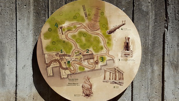 Family-Travel-Ontario-Science-Centre-Nature-Escape-Map