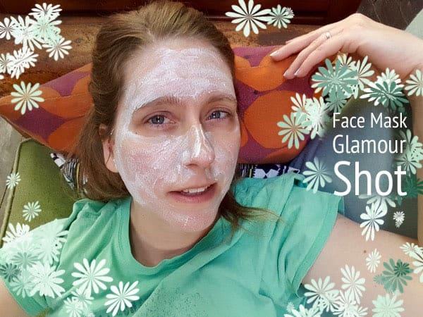 Pai Sensitive Skin Mask Meditation Glamour Shot