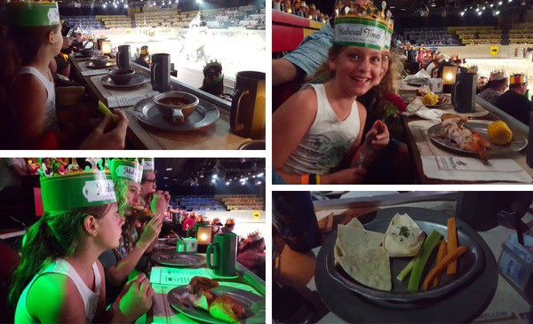 Family Travel Medieval Times Toronto Dinner