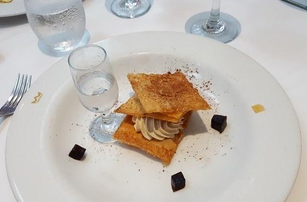 Family Travel All Inclusive Punta Cana Riu Palance Bavaro Italian Dessert image