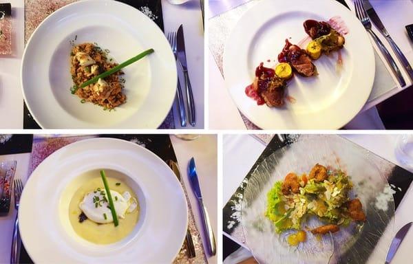 Family Travel All Inclusive Punta Cana Riu Palance Bavaro Krystal French Food image