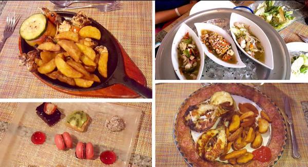 Family Travel All Inclusive Punta Cana Riu Palance Bavaro Tiano Steakhouse Food image