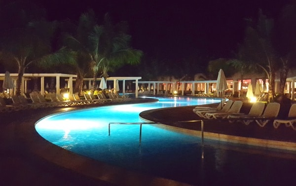 Family Travel All Inclusive Punta Cana Riu Palance Bavaro Tiano Steakhouse View image