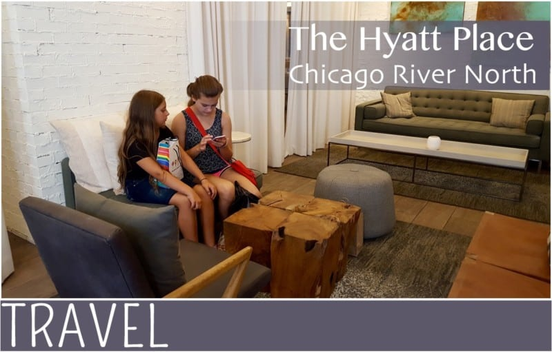 family-travel-hyatt-place-chicago-river-north-review photo