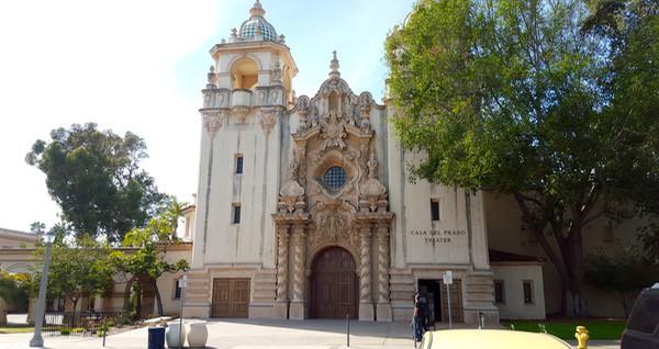 family-travel-san-diego-balboa-architecture image
